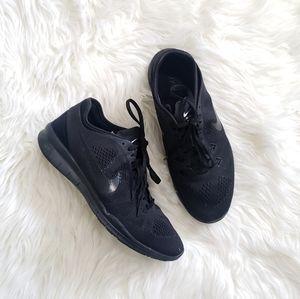 Nike Free Fit 5 Black Shoes!